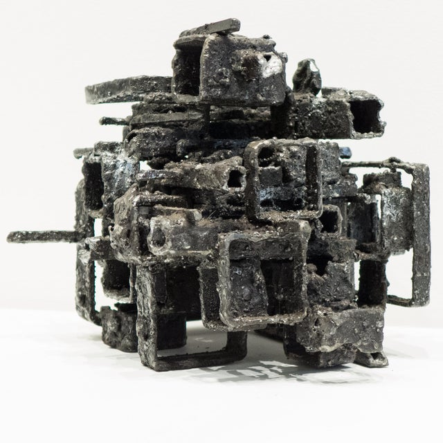 "James Bearden ""Dwelling Box"" Sculpture For Sale In New York - Image 6 of 10"