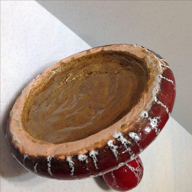 Mid-Century Studio Pottery Genie Bottle - Image 10 of 11