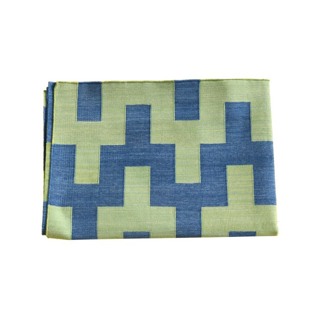 Boho Chic Nashik Rug, 12X15 For Sale - Image 3 of 5