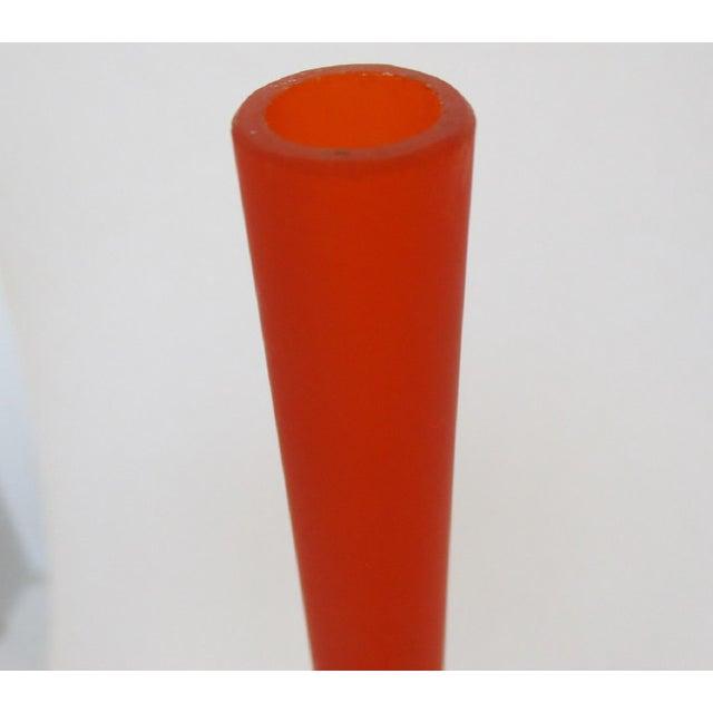 Carlo Moretti Vintage Carlo Moretti Bud Vase For Sale - Image 4 of 5