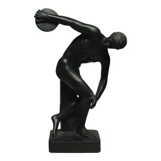 "Bronze Casting of Myron's ""Discobolus"" C.1980 For Sale"