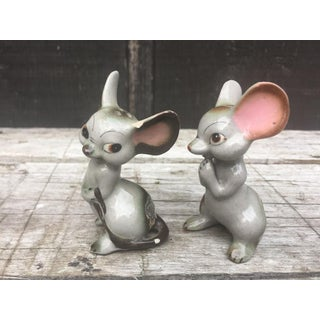 1950s Gnco Mice Salt & Pepper Shakers - a Pair Preview
