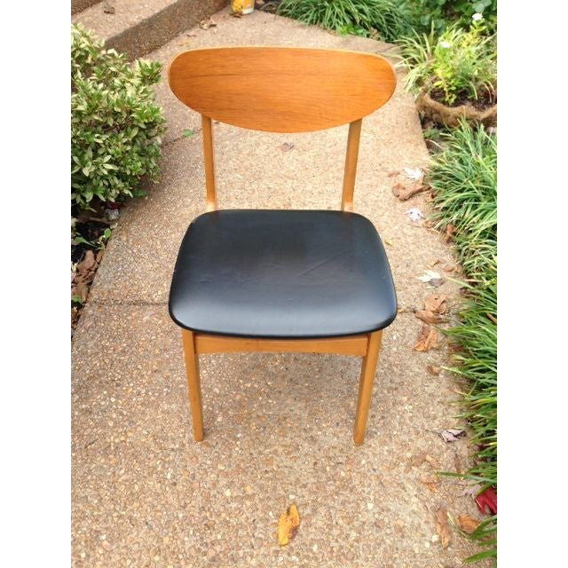 Yugoslavian Mid-Century Side Chair - Image 3 of 6