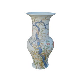 Chinese Plum Flowers Porcelain Vase Preview