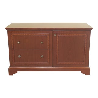 Custom Made Modern File Office Cabinet For Sale