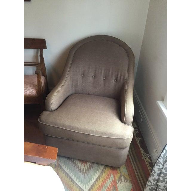 Dwell Studio Savoy Barrel Chair - Image 3 of 4