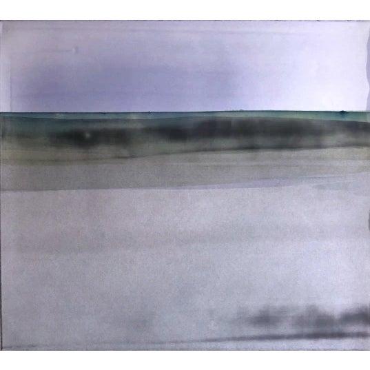 "Impressionism Susan English ""Under Sky No.3"", 2018 For Sale - Image 3 of 3"