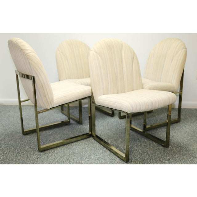 Thayer Coggin Mid-Century Dining Chairs - Set of 4 For Sale - Image 13 of 13