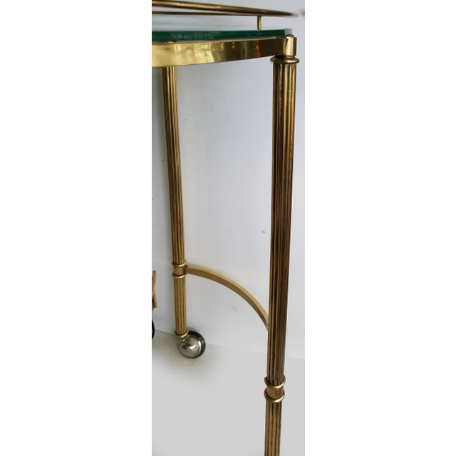 Vintage Italian Bar Cart - Image 8 of 9