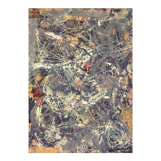 Jackson Pollock_Untitled (1949)_Offset Lithograph For Sale