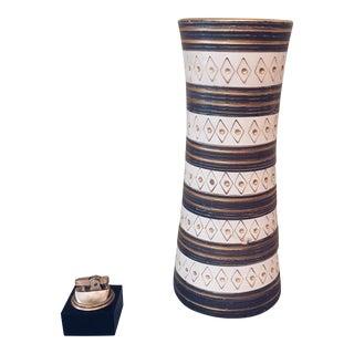 1960s Vintage Bitossi Vase For Sale
