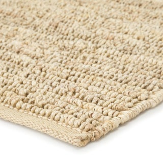 Jaipur Living Havana Natural Solid Beige Area Rug - 5′ × 8′ Preview