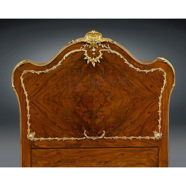 Rococo Style Twin Beds - A Pair - Image 4 of 8