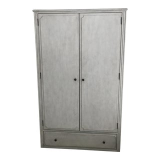 Vintage Finish Marcelle Armoire