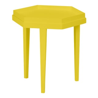 Ellis Table, Citrus Burst For Sale