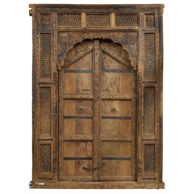 Indian Door For Sale - Image 4 of 4