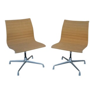 Pair of Eames Side Chairs