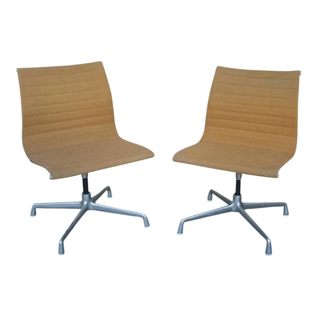 Pair of Eames Side Chairs - Image 1 of 8