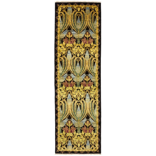 Arts And Crafts Style Rug Runner