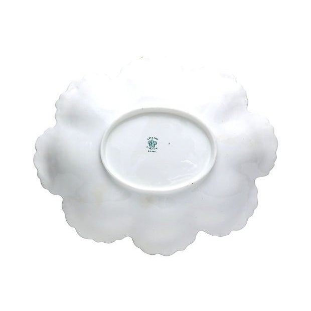 Cottage Antique English Porcelain Serving Set - 4 Pcs For Sale - Image 3 of 5