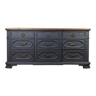 Vintage Thomasville Gray Dresser