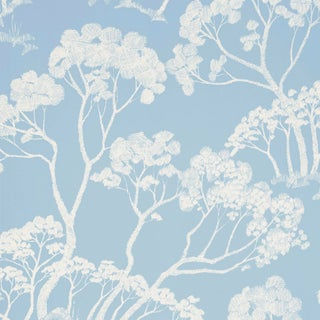 Schumacher Timber! Wallpaper in Cloud Preview