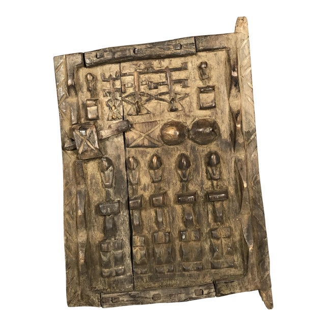 African Art Dogon Panel - Image 1 of 7