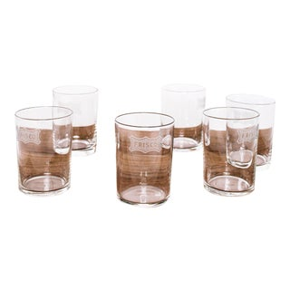 Frisco Short Juice Glasses - Set of 6