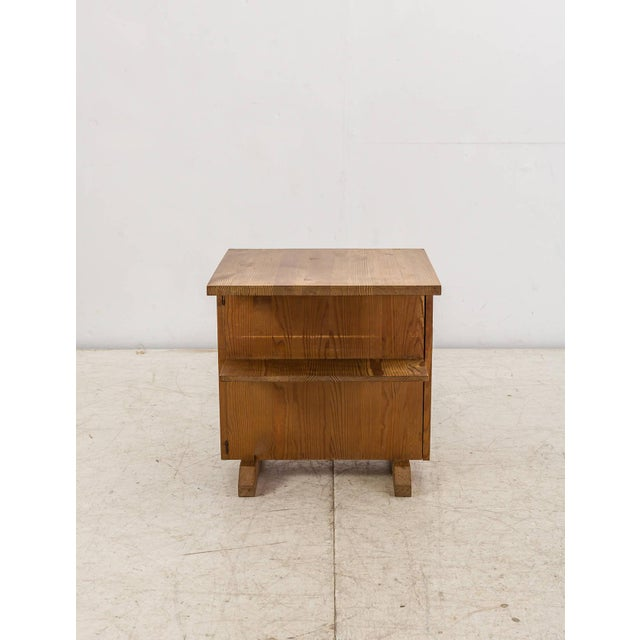 Exceptional small coffee table mini bar or bedside table in pine small coffee table mini bar or bedside table in pine from sweden 1930s watchthetrailerfo