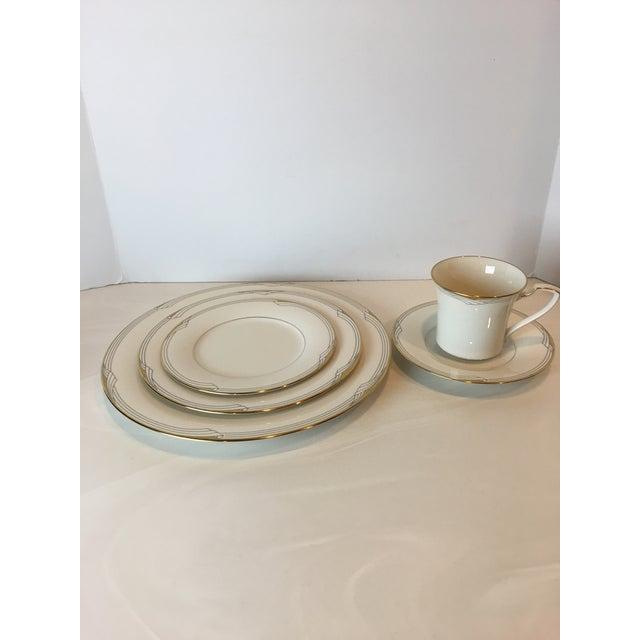 Noritake Golden Cove Dinnerware - 64 Pc. Set For Sale In Detroit - Image 6 of 11