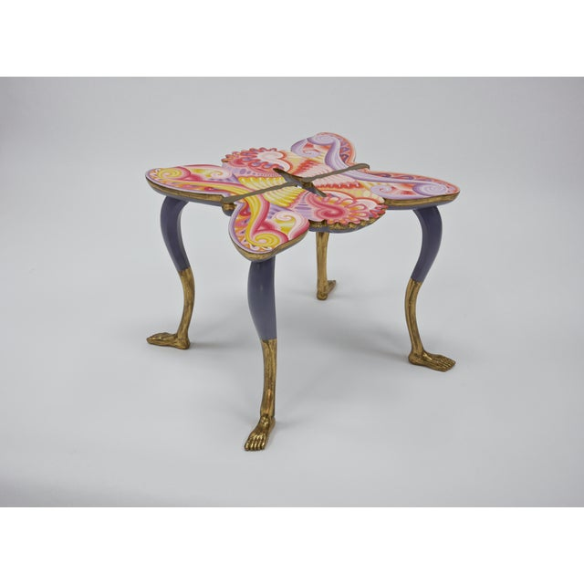 Pedro Friedeberg Butterfly Table For Sale - Image 11 of 11