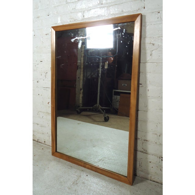 Mid-Century Modern Mid-Century Modern Mirror For Sale - Image 3 of 5