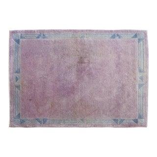 Nepali Tajhi Wool Rug - 4' x 6'
