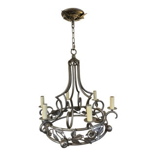 Murray's Iron Works Pomegranate Chandelier