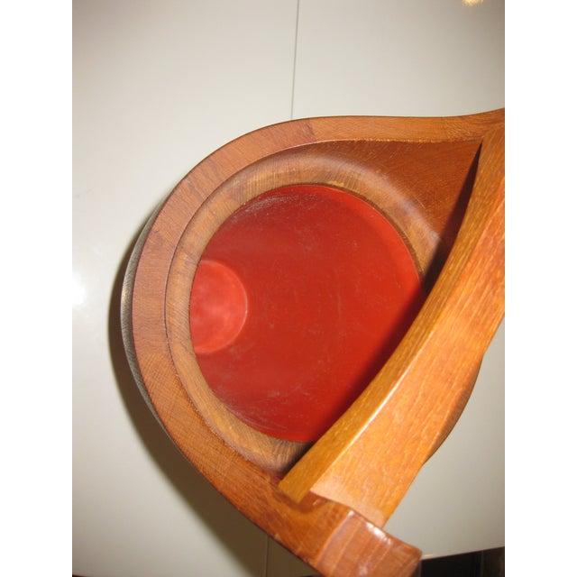 Dansk Dansk Jens Quistgaard Danish Modern Teak Ice Bucket For Sale - Image 4 of 6