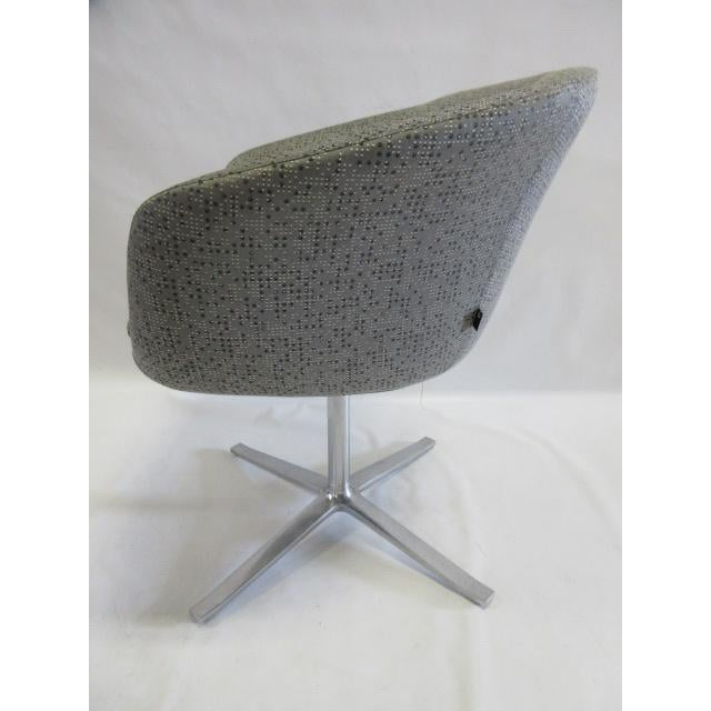 Enjoyable Gray Coalesse Bob Guest Chair Home Interior And Landscaping Oversignezvosmurscom