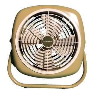 Vintage Yellow Penncrest Fan