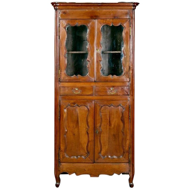 18th Century French Louis XV Period Garde Manger For Sale