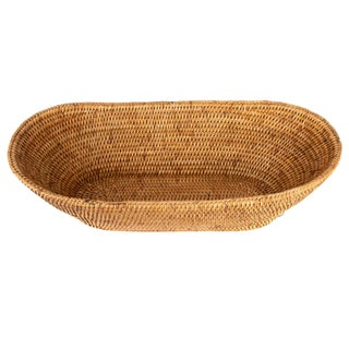 Artifacts Rattan Basket For Sale