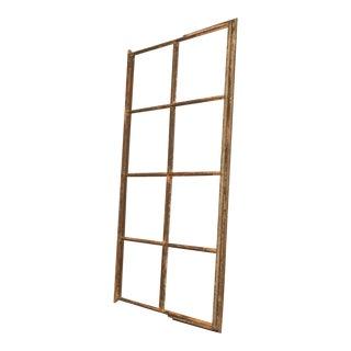 Antique American Steel Window