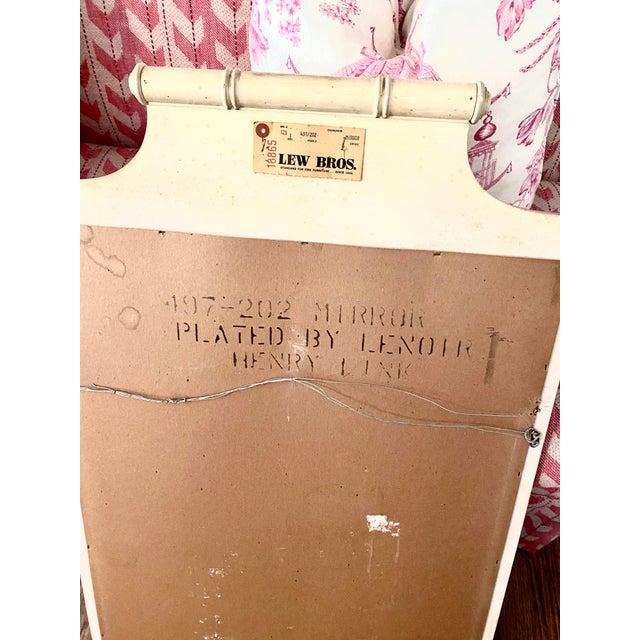 """Henry Link """"Bali Hai"""" Dresser & Mirror Set For Sale - Image 11 of 13"""