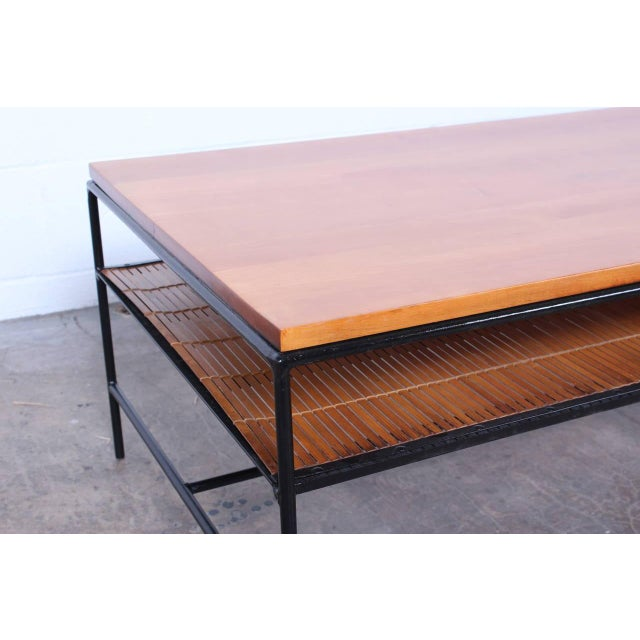 Yellow Coffee Table by Paul McCobb for Winchendon For Sale - Image 8 of 9