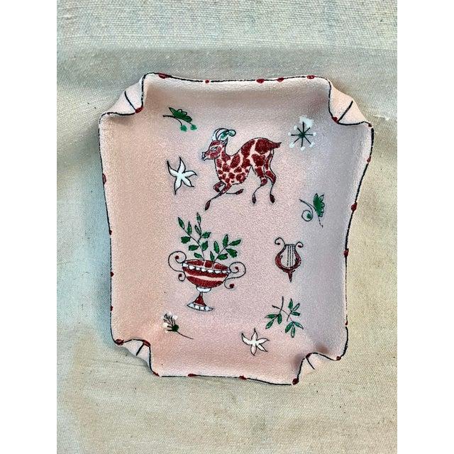 Mid-Century Modern Fratelli Fanciullacci Ceramic Dish For Sale - Image 11 of 12