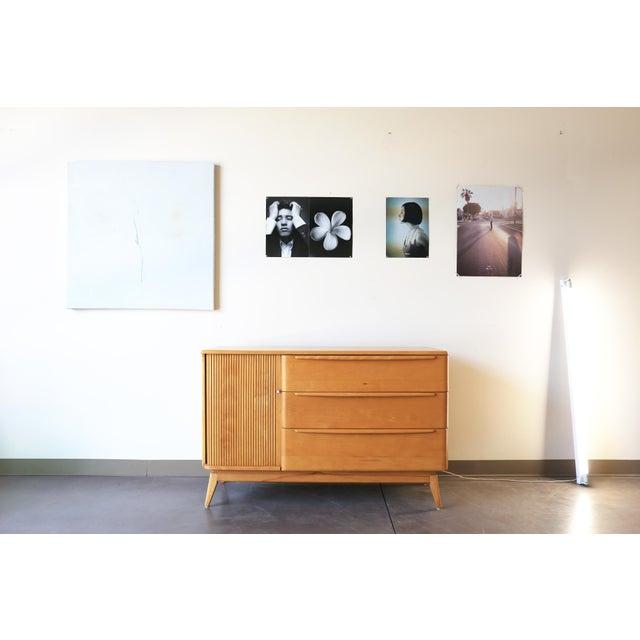 Vintage Heywood-Wakefield Low Dresser - Image 2 of 11