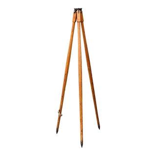 Keuffel & Esser Industrial Surveyor Tripod #5174 For Sale