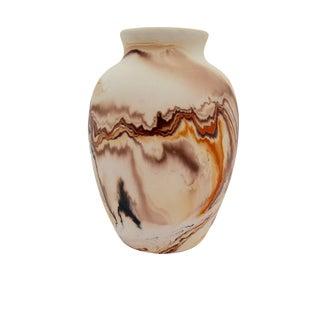 1970s Vintage Nemadji Vase