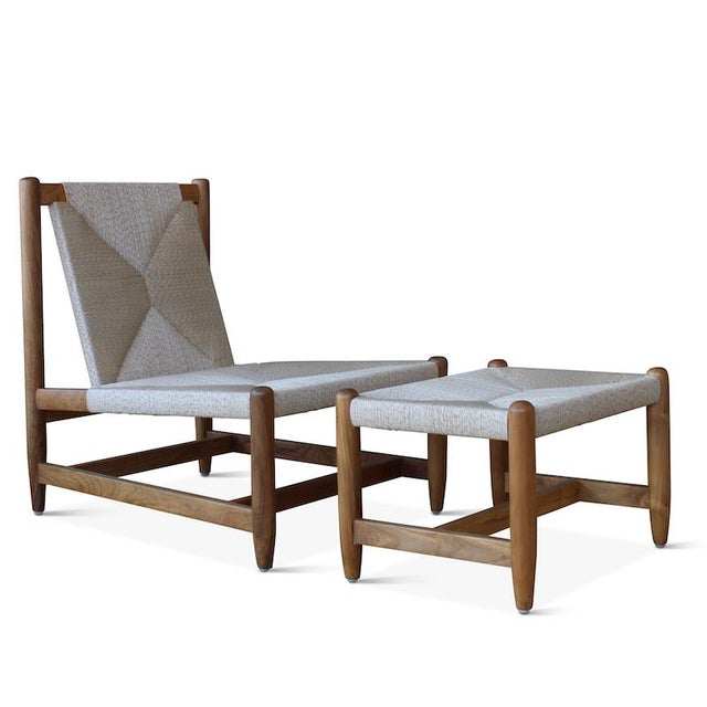 Hollywood at Home Outdoor Loma Chair For Sale - Image 4 of 7