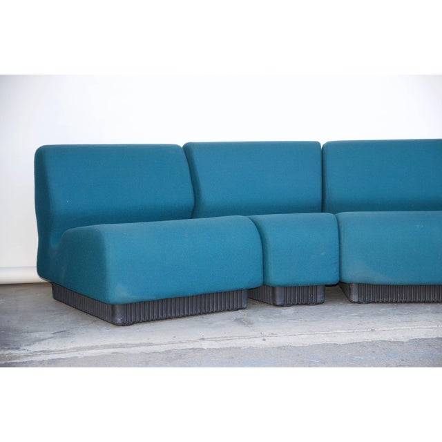 Mid-Century Modern Modular Settee by Don Chadwick for Herman Miller For Sale - Image 3 of 10