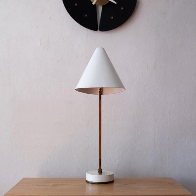1950s 1950s Hans-Agne Jakobsson Desk Lamp For Sale - Image 5 of 13