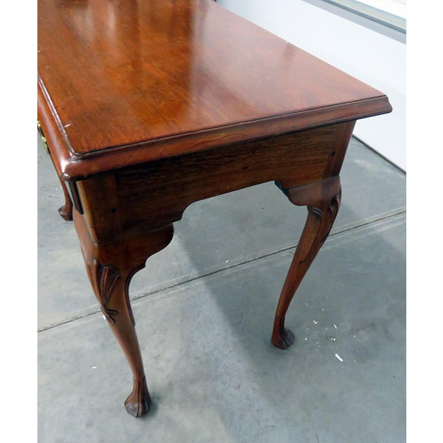 Queen Anne Kittinger Queen Anne Style Writing Desk For Sale - Image 3 of 8